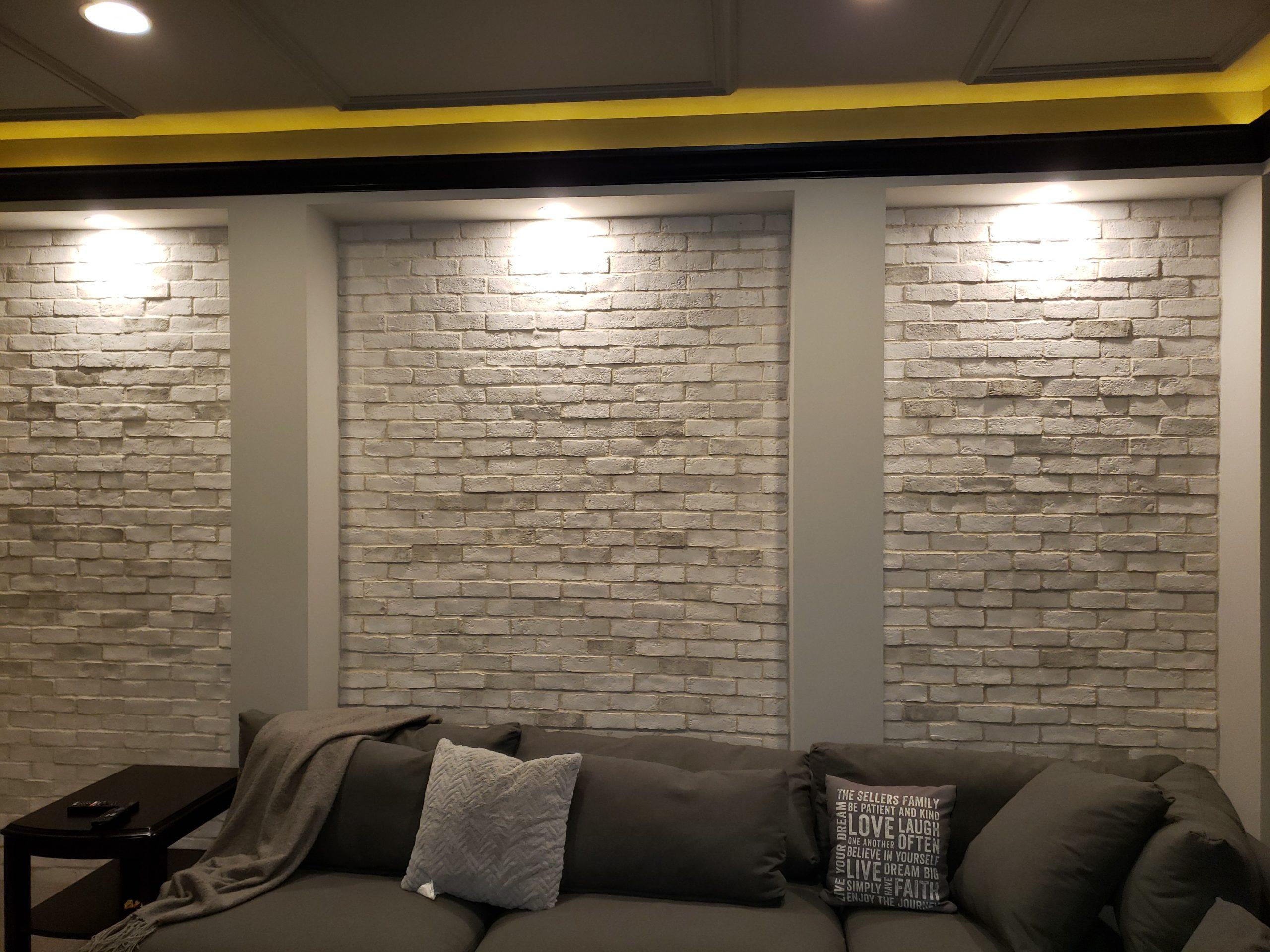 Eldorado Chalk Dust Thin Brick